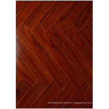 12.3mm E0 HDF Mirror Maple Sound Absorbing Laminated Flooring