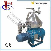 Funcionamiento automatizado High Strengh Yeast Disc Centrifuge Separator