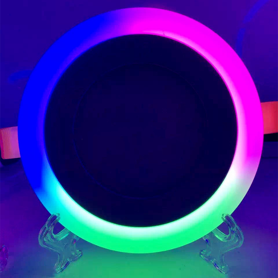 Warm White RGB LED Panel Light