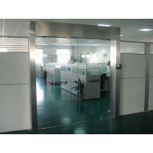 Индукционная стеклянная автоматическая дверь, автоматическая дверь офиса