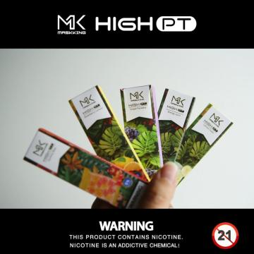 vape desechable High PT 450puffs Maskking