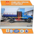 DONGFENG 4x2 8m3 side loader garbage truck 140hp hot sale for export