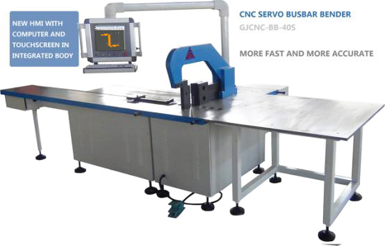 CNC Servo Bend Machine