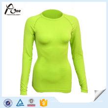 Customzied Thermal Skins Undershirts Women Base Layer