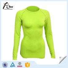 Customzied Thermal Skins Undershirts Mujeres Capa base