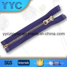 # 5 O / EY Dientes Auto Lock Metal Zippers para Bolsas