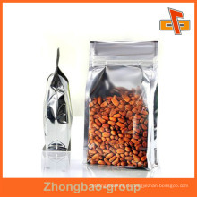China Producer Makes The Aluminum Foil Zip Lock Bag Made Of Plastic / Paper