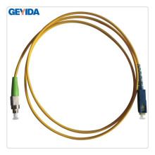 FC/APC-SC/PC Sm Simplex Fiber Optic Patch Cord