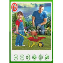 Mini-Metall-Kind Spielzeug Schubkarre, Kind Schubkarre, Sohn Schubkarre