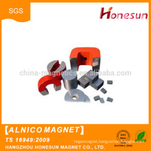 Top sale High Strength sintered alnico magnets For Teaching