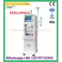 MSLHM01Cheap et machine d'hémodialyse de haute qualité / machine de dialyse