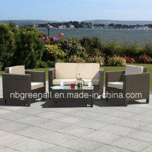 PE Rattan Modern Outdoor Freizeit Patio Sofa Gartenmöbel