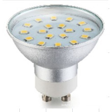 LED GU10 4.0W with Aluminum Cup