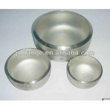Suministro de tapón ASME para tubos de acero SCH40 / 80/120/160