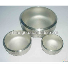 Supply ASME Steel Pipe Fitting Cap SCH40/80/120/160