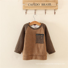 Korean style children sweater for winter/kids clothing sweater
