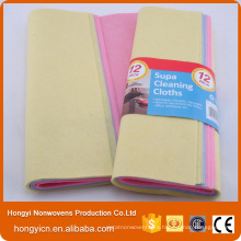 High Quality Needle Punched Nonwoven Fabric Multi-Purpose Cleaning Cloth