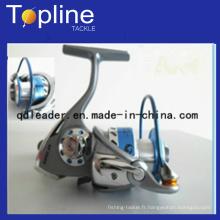 Vente en gros haute qualité Alu bobine bobine de filature pour la pêche