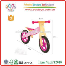 Factory Direct Hot Selling Wooden Bike For Kids