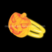 Halloween Product Glow Bracelet with Pumpkin