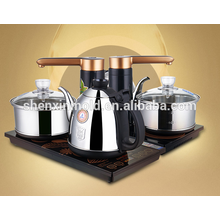 2018 High quality assembled teapot