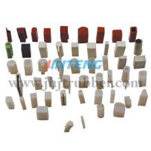 Силиконовая резиновая лента, резиновая экструзия, резиновая лента, резиновая прокладка, резиновая уплотнительная лента