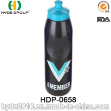 2017 Outdoor BPA Free Plastic Sport Water Bottles, PE Plastic Running Water Bottle (HDP-0658)