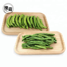 Fried Processing Type and Salty Taste Green Pea Chips