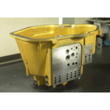OEM Custom Grey / Ductile Iron Casting Parts