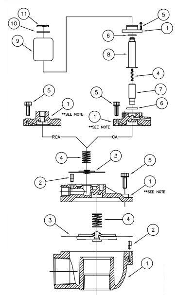 ca45t parts