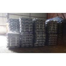 lingote de plomo puro de alta calidad 99.99% para la venta