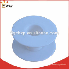 small plastic wire spool for wire shipping