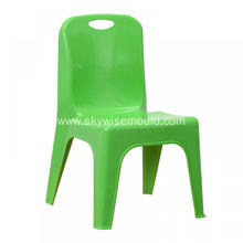 Plastic Stackable Chair injection mould