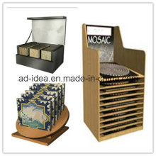 Store Display Stand /Display for Mosaic Tile Exhibition Stand (NB-999)