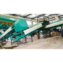 Transportadora de triagem automática máquina de triagem de lixo municipal para triagem de resíduos