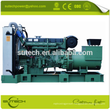 400Kw/500Kva electric generator set powered by VOLVO TAD1641GE engine