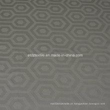 Ivroy Cor Tela Cortina de Janela Design Jacquard