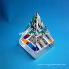 Triangle Acrylic Crafts