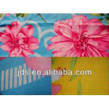 100% polyester fabric process