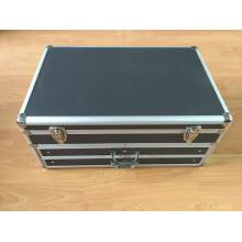 Best-Selling der doppelten Aluminium Schublade Werkzeug Fall