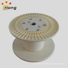 Bonne bobine de bobine en plastique d'ABS de 630mm pour le fil électrique de câble