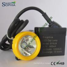 5W Explosivo e impermeável CREE LED Mining Cap Lamp