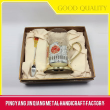 2017 New Beer Cup Holder Tray With Handle For Drinkware