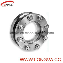 Stainless Round Flange Sight Glass