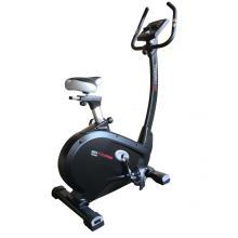 Bicicleta estática con sistema de frenado magnético de inducción