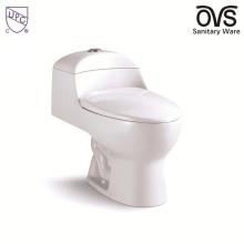 Toilette standard américaine en céramique