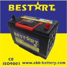 Bateria superior JIS 30h90L-Mf do veículo de Bestart Mf da qualidade 12V90ah