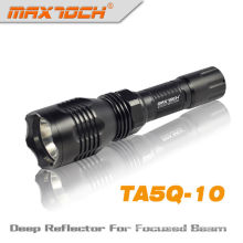 Linterna recargable luz brillante Maxtoch TA5Q-10