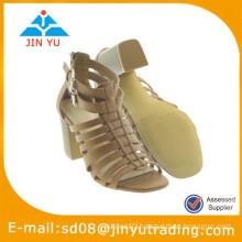 2015 new designed wholesale women shoes