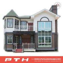 Customized Light Steel Structure Villa House as Prefabricated Building